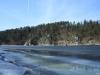 Přírodní památka Kopaniny v zimě