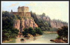 Historie zámku Orlík